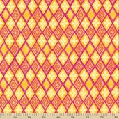 Citronella Cotton Fabric - Summer