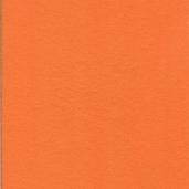 Classic Felt Square - Pack of 24 - Orange