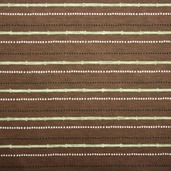 Classic Neutral Plain Stripe - Brown - CLEARANCE