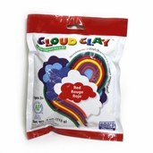 Cloud Clay - Red - Clearance