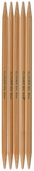 Clover Bamboo Double Point Knitting Needles 7 inch 5/Pkg Size 7