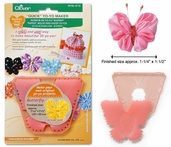 Clover Quick Yo-Yo Maker Butterfly Shape