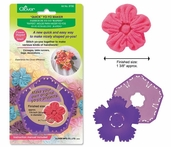 Clover Quick Yo-yo Maker Flower Shaped (Small)