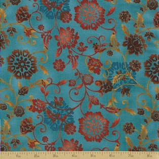 http://ep.yimg.com/ay/yhst-132146841436290/coffee-cat-cafe-cotton-fabric-blue-floral-3.jpg