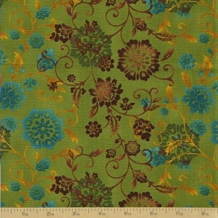 http://ep.yimg.com/ay/yhst-132146841436290/coffee-cat-cafe-cotton-fabric-green-floral-3.jpg