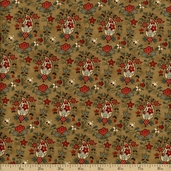 Collections Friendship Cotton Fabric - Tan 46122-14