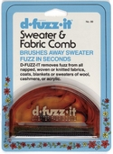 Collin D-Fuzz-It - Sweater and Fabric Comb - Brown
