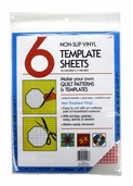 Collins Non-Slip Vinyl Template Sheets