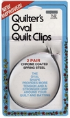Collins Quilter's Oval Quilt Clips