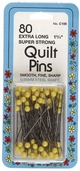 Collins Quilting Pins Extra Long - 80ct