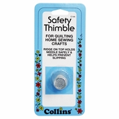Collins Safety Thimble - Extra Large 3pk