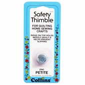 Collins Safety Thimble - Petite