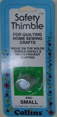 Collins Safety Thimble - Small