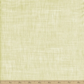 Color Weave Cotton Fabric - Ecru