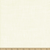 Color Weave Cotton Fabric - White