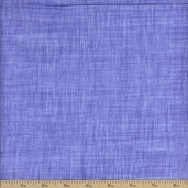 Color Weave Soft Cotton Fabric - Blue Violet CWSB #201-BV