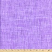 Color Weave Soft Cotton Fabric - Lilac