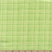 Comfy Flannel Plaid - Green 187-66 GREEN