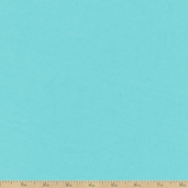 Extra Wide Solid Flannel Fabric - Extra Wide - Aqua