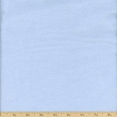 Comfy Flannel Solids Fabric - Sky Blue