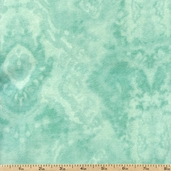 Comfy Flannel Blenders Fabric  - Seafoam