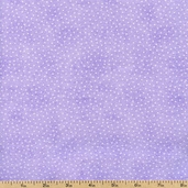 Comfy Prints Dots Flannel - Purple 9527-55 PURPLE