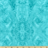Comfy Flannel Blenders Fabric - Aqua Blue - 9419-866
