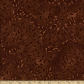 Complements Climbing Vine Cotton Fabric - Brown Q.1887-38717-223