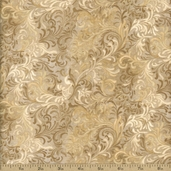 Complements Embellishment Cotton Fabric - Tan Q.1013-51000-112