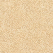Complements Leafy Scroll Cotton Fabric - Ivory