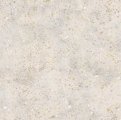 Complements Spatter Cotton Fabric - Gray/Ivory