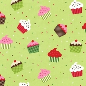 Confections Cotton Fabric - Holiday