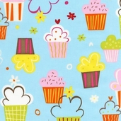 Confections Cotton Fabric - Spring