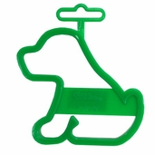 Cookie Cutter - Green Puppy