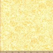 Coquette Cotton Fabric - Buttercup 16064-18