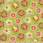Coquette Cotton Fabric - Spring 16063-15