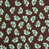 Cosmopolitan Fabric - Brown