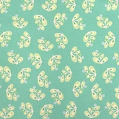 Cosmopolitan Fabric - Jade Green