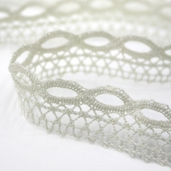 Cotton Lace - White - Pkg. 10 Yards -CLEARANCE