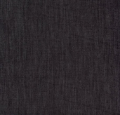 Cotton Rayon Chambray Twill Fabric - Black