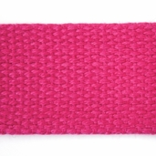 Cotton Webbing 1in. - Pink - 22yds