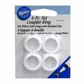 Coupler Ring Set 4 piece