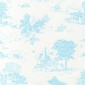 Cozy Cotton Flannel Fabric - Aqua FIP-10530-70 - CLEARANCE