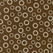 Cozy Cotton Flannel Fabric - Cocoa