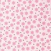 Cozy Cotton Flannel Fabric - Garden