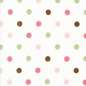 Cozy Cotton Flannel Fabric - Garden Collection
