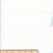 Cozy Cotton Flannel Fabric - Pastel