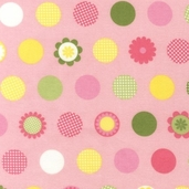 Cozy Cotton Flannel Fabric - Pink FIP-11957-10