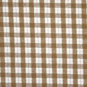 Cozy Woven Cotton Flannel Fabric - Chocolate