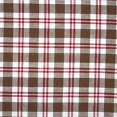 Cozy Woven Cotton Flannel Fabric - Earth
